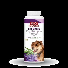 BIO PETACTIVE BIO MAGIC DRY SHAMPOO FOR DOGS