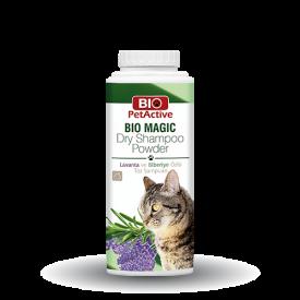 BIO PETACTIVE BIO MAGIC DRY SHAMPOO FOR CATS